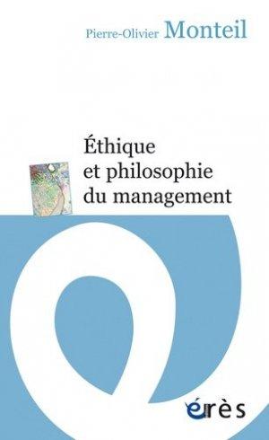 Ethique et philosophie du management - Erès - 9782749250502 -