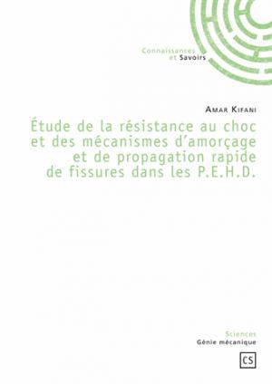 Étude de la résistance au choc et des mécanismes d'amorçage et de propagation rapide de fissures dans les P.E.H.D. - connaissances et savoirs - 9782753903500 -