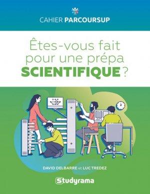 Etes-vous fait pour une prepa scientifique ? - studyrama - 9782759041572