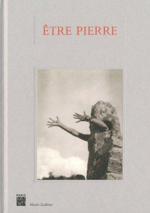 Etre pierre - paris musées - 9782759603725 -