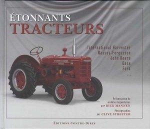 Étonnants tracteurs - contre dires - 9782849332511 -