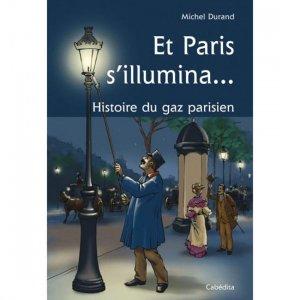 Et Paris s'illumina ... - cabedita - 9782882956231 -