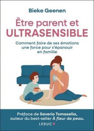 Etre parent et ultrasensible  - leduc - 9791028520892 -