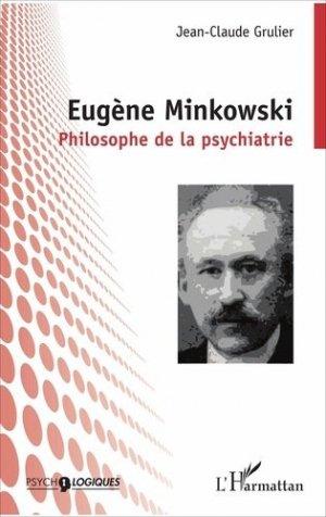 Eugène Minkowski - l'harmattan - 9782343107738 -