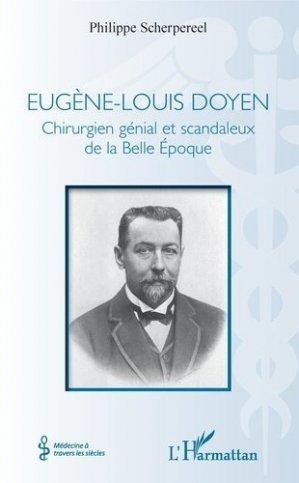Eugène-Louis Doyen - l'harmattan - 9782343161266 -