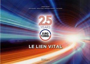 Eurotunnel. Le lien vital - telemaque - 9782753303591 -