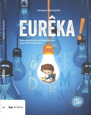 Eurêka ! - de boeck - 9782804197889 -
