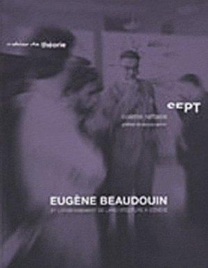 Eugène Beaudouin - presses polytechniques et universitaires romandes - 9782880747916 -