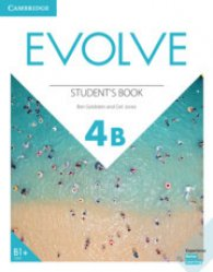 Evolve Level 4B Student's Book - cambridge - 9781108409230 -