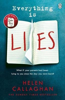 EVERYTHING IS LIES  - PENGUIN - 9781405923439 -