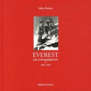 Everest - guerin - 9782352210764 -