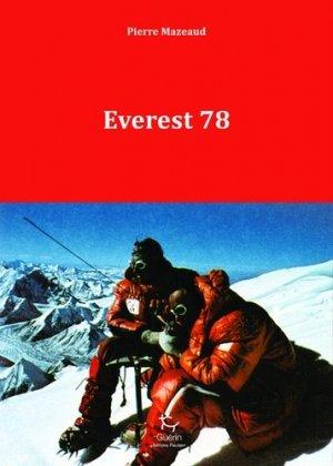 Everest 78 - guerin - 9782352212768 -
