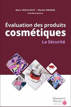 Évaluation des produits cosmétiques - cosmetic valley - 9782490639014 -