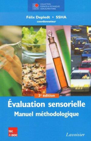 Évaluation sensorielle - lavoisier / tec et doc - 9782743015565 -