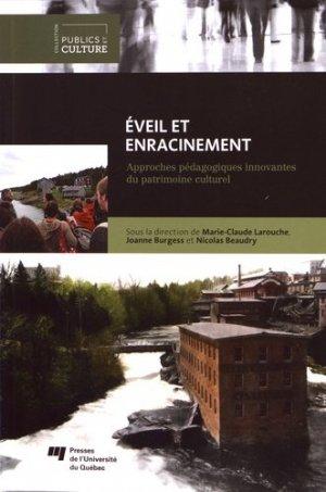 Eveil et enracinement - Presses de l'Université du Québec - 9782760546288 -