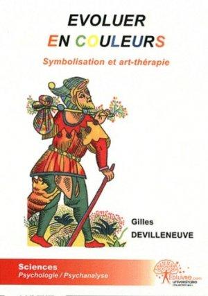 Evoluer en couleurs - edilivre - 9782812152252 - majbook ème édition, majbook 1ère édition, livre ecn major, livre ecn, fiche ecn