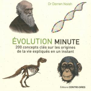 Evolution minute - contre dires - 9782849334430 -