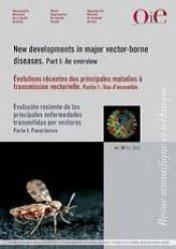 Évolutions récentes des principales maladies à transmission vectorielle - oie - 9789290449799 -