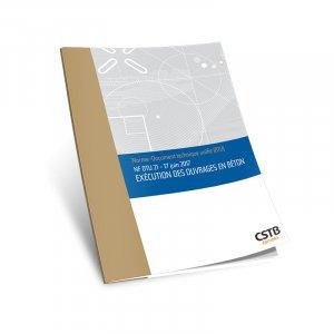 Exécution des ouvrages en béton - cstb - 3260050851305 -