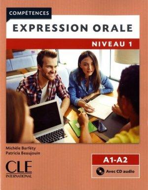 Expression orale Niveau 1 A1-A2 - Nathan - 9782090381894 -
