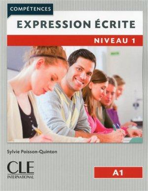 Expression écrite Niveau 1 A1 - Nathan - 9782090381948 -