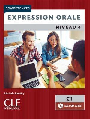 Expression orale Niveau 4 C1 - Nathan - 9782090381955 -