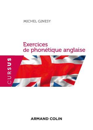 Exercices de phonétique anglaise - armand colin - 9782200622282 -