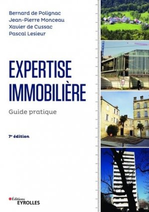 Expertise immobilière - eyrolles - 9782212674231