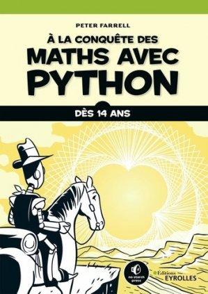 Explorer les maths avec Python. Dès 14 ans - Eyrolles - 9782212679571 -