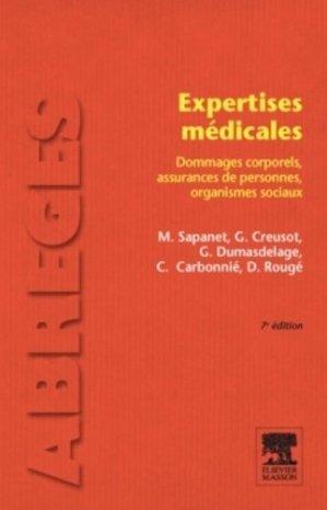Expertises médicales - elsevier / masson - 9782294714801 -