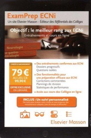 ExamPrep ECNi - elsevier / masson - 9782294753664 -
