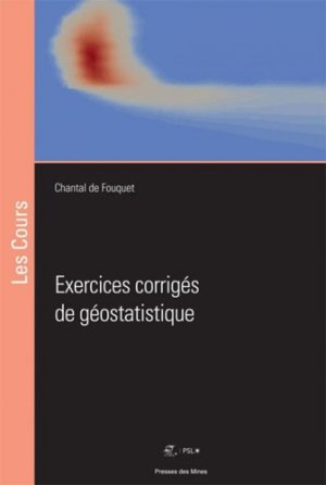 Exercices corrigés de géostatistique - presses des mines - 9782356715395 - kanji, kanjis, diko, dictionnaire japonais, petit fujy