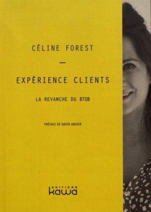 Expérience clients - kawa - 9782367782614 -
