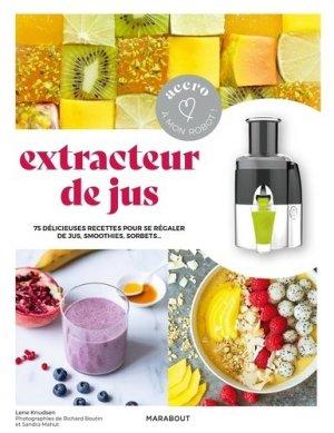 Extracteur de jus - marabout - 9782501161121 -