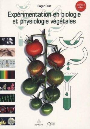 Expérimentation en biologie et physiologie végétales - Hermann - 9782705666903 -