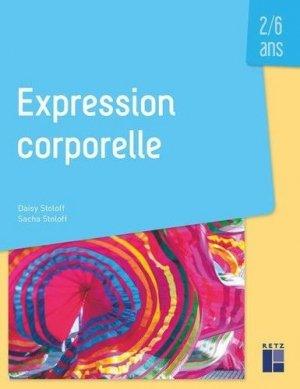 Expression corporelle 2-6 ans - Retz - 9782725638874 -