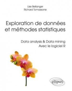 Exploration de données et méthodes statistiques - ellipses - 9782729884864