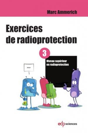Exercices de radioprotection - EDP Sciences - 9782759823260