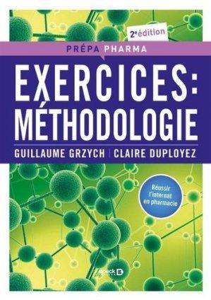 Exercices: méthodologie - de boeck superieur - 9782807313194 -