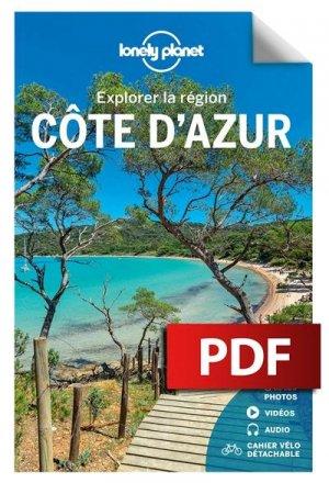 Explorer la région Côte d'Azur - Lonely Planet - 9782816192490 -