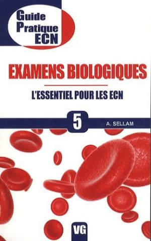 Examens biologiques - vernazobres grego - 9782818301937 -