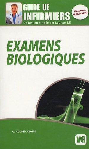 Examens biologiques - vernazobres grego - 9782818302798