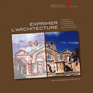 Exprimer l'architecture - safran - 9782874570353 -