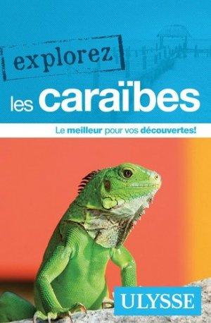Explorez les Caraïbes - Ulysse - 9782894649121 -