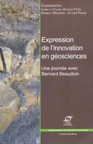 Expression de l'innovation en géosciences - presses des mines - 9782911256844