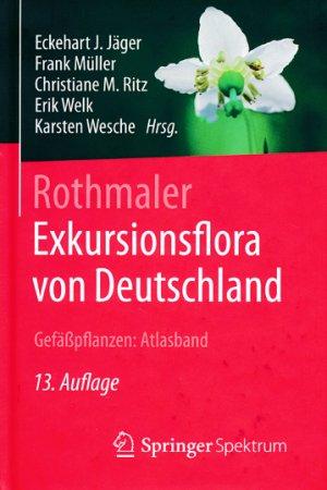 Exkursionsflora von Deutschland - springer - 9783662497098