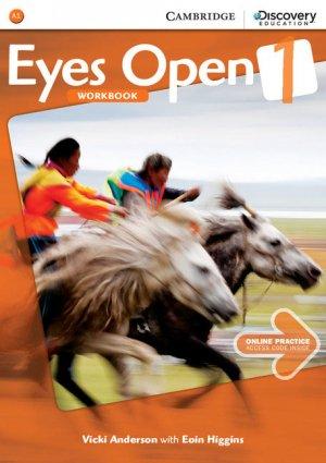 Eyes Open Level 1 - Workbook with Online Practice - cambridge - 9781107467330
