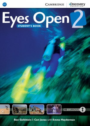 Eyes Open Level 2 - Student's Book - cambridge - 9781107467446