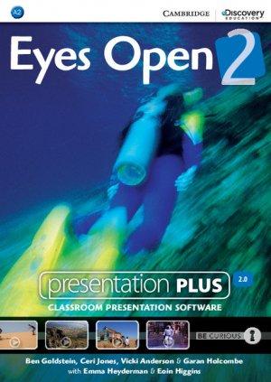 Eyes Open Level 2 - Presentation Plus DVD-ROM - cambridge - 9781107488236