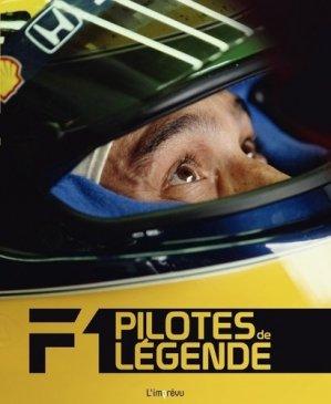 F1, pilotes de légende - de l'imprevu - 9791029500824 -
